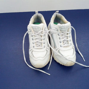 retro white lace up sneakers trainers tennis shoes